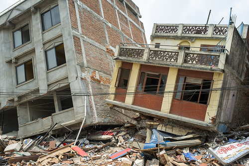 Nepal Earthquake