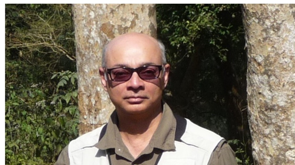 Ranjan Mukherjee, Dooars forest, India