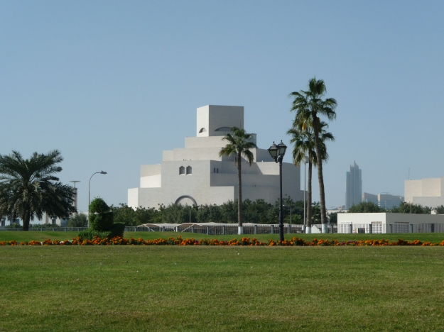 Museum of Islamic Art. Doha