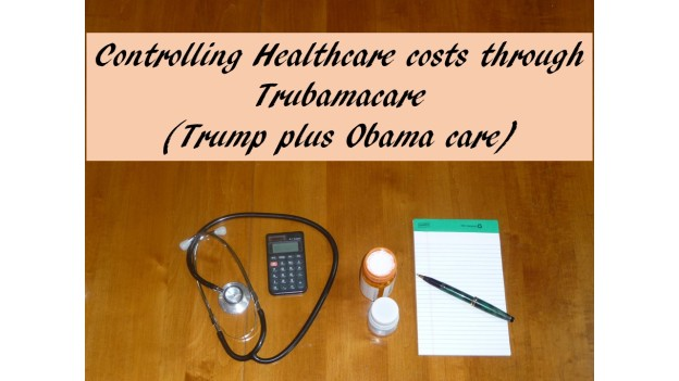 Control uncontrolled healthcare costs through Trubamacare