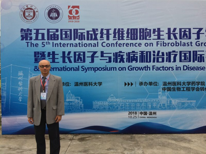 At FGF conference, Wenzhou 2018