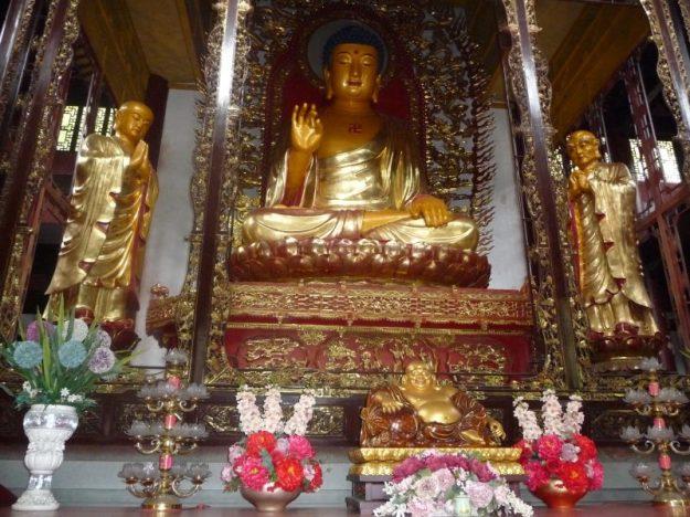 The Buddha, Yandang Mountain, Zhejiang, China
