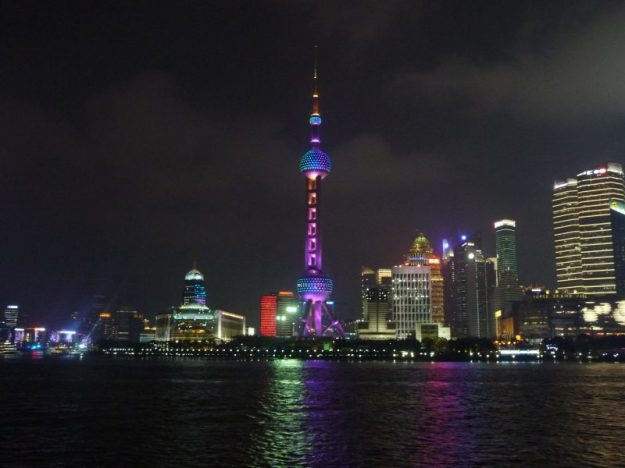 The Oriental Pearl Tower, Pudong, China