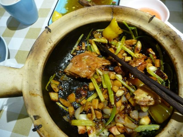 Chicken head, Guangzhou specialty