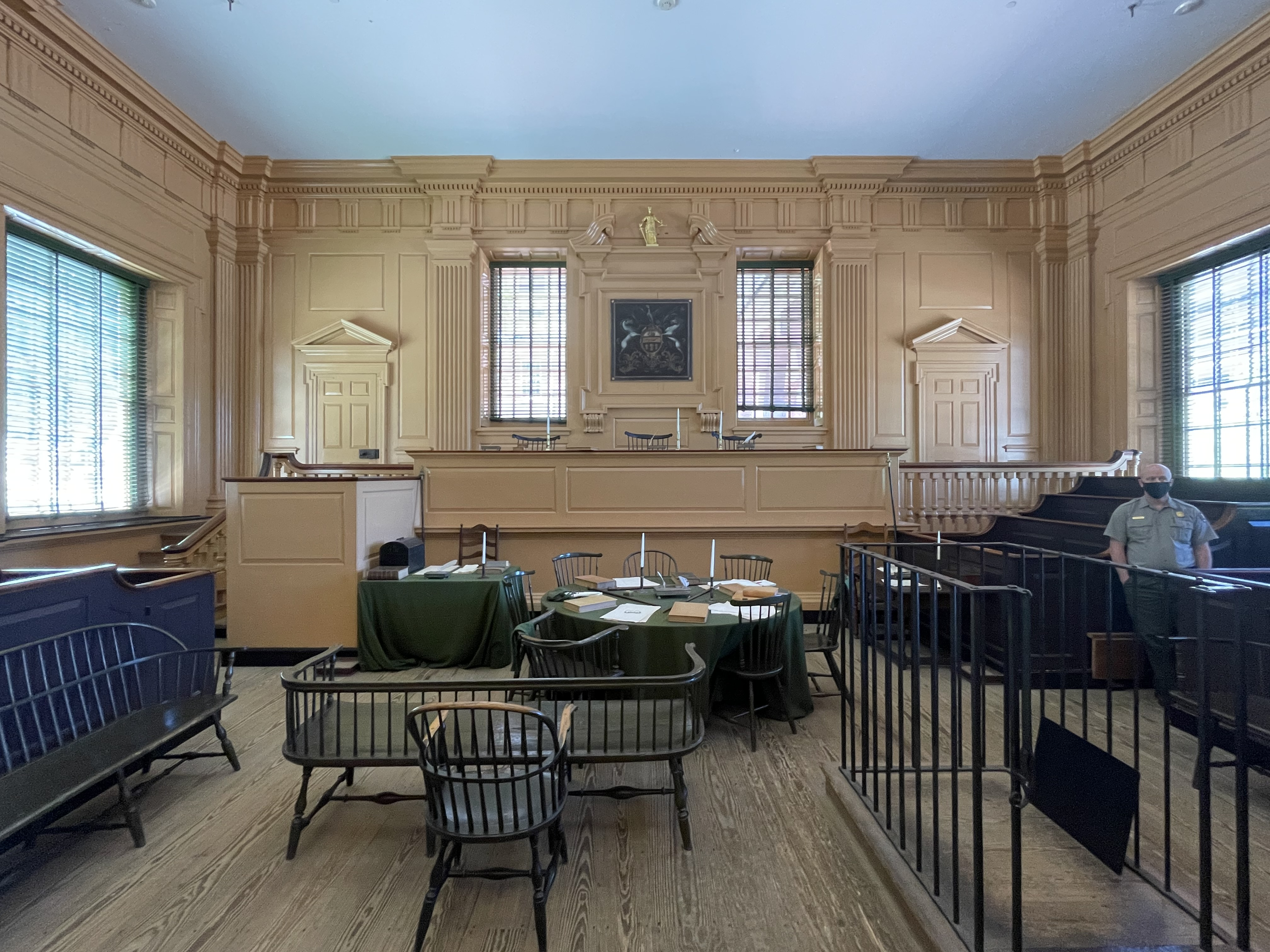 The Court House, Independence Hall, Philadelphia