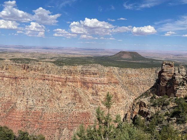 View from Desert View Point.